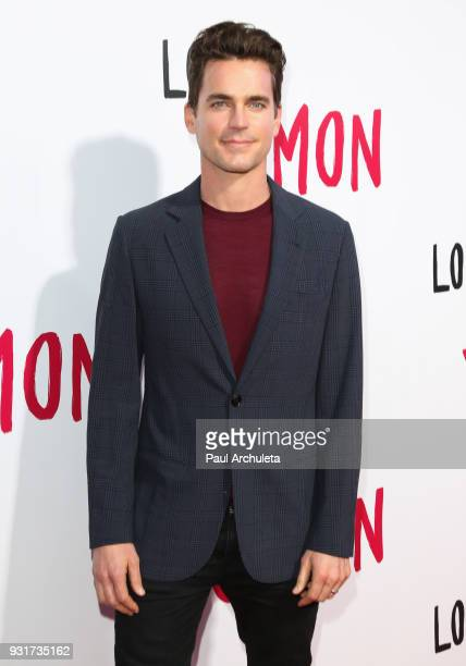Actor Matt Bomer attends the 'Love Simon' special screening at the Westfield Century City on March 13 2018 in Century City California