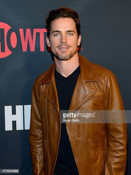 Actor Matt Bomer attends the SHOWTIME And HBO VIP PreFight Party for Mayweather VS Pacquiao at MGM Grand Hotel Casino on May 2 2015 in Las Vegas...