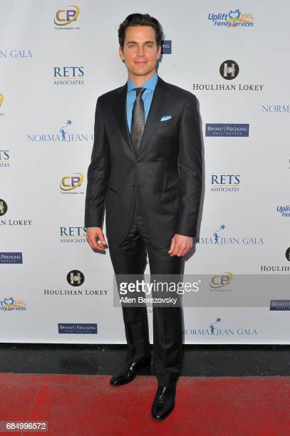 Actor Matt Bomer attends the Uplift Family Services at Hollygrove Gala at W Hollywood on May 18 2017 in Hollywood California