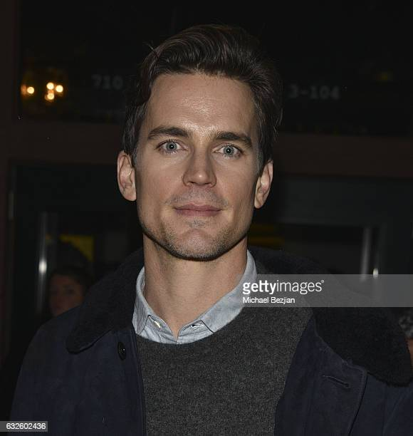 Actor Matt Bomer attends the 'Walking Out' Party At The #IndieLounge at Indie Lounge on January 22 2017 in Park City Utah