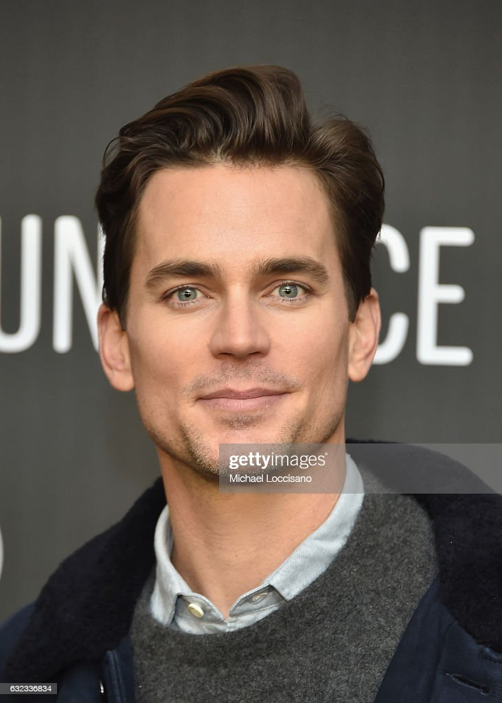 Actor Matt Bomer attends the 'Walking Out' premiere on day 3 of the 2017 Sundance Film Festival at Library Center Theater on January 21, 2017 in Park City, Utah.