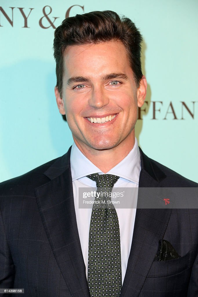 Actor Matt Bomer celebrates the unveiling of the renovated Tiffinay & Co. Beverly Hills store at Tiffany & Co. on October 13, 2016 in Beverly Hills, California.