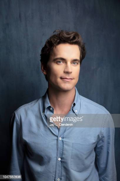 Actor Matt Bomer from 'Papi Chulo' is photographed for Los Angeles Times on September 8 2018 in Toronto Ontario PUBLISHED IMAGE CREDIT MUST READ Jay...