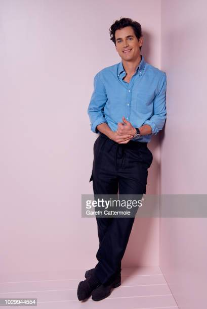Actor Matt Bomer from the film 'Papi Chulo' poses for a portrait during the 2018 Toronto International Film Festival at Intercontinental Hotel on...