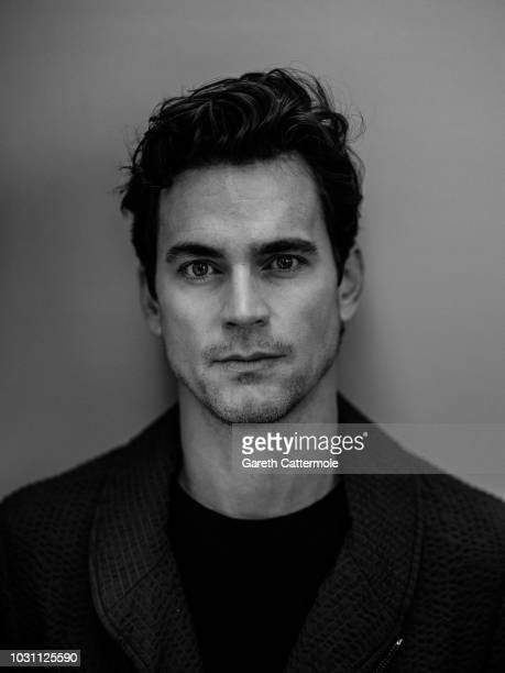 Actor Matt Bomer from the film 'Viper Club' poses for a portrait during the 2018 Toronto International Film Festival at Intercontinental Hotel on...