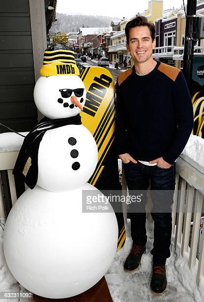 Actor Matt Bomer of Walking Out attends The IMDb Studio featuring the Filmmaker Discovery Lounge presented by Amazon Video Direct Day Two during The...