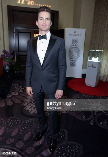 Actor Matt Bomer with MICHELE Watches at 4th Annual Critics' Choice Television Awards at The Beverly Hilton Hotel on June 19 2014 in Beverly Hills...