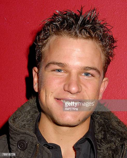 LOS ANGELES CA JANUARY 11 Actor Matt Clifton attends Venice Magazine's after party for The Catholic Girl's Guide to Losing Your Virginity opening...