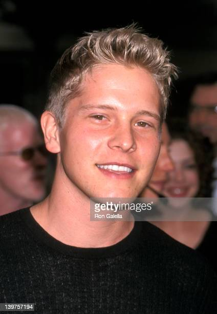 Actor Matt Czuchry attends the premiere of 'Me Myself and Irene' on June 15 2000 at Mann Village Theater in Westwood California