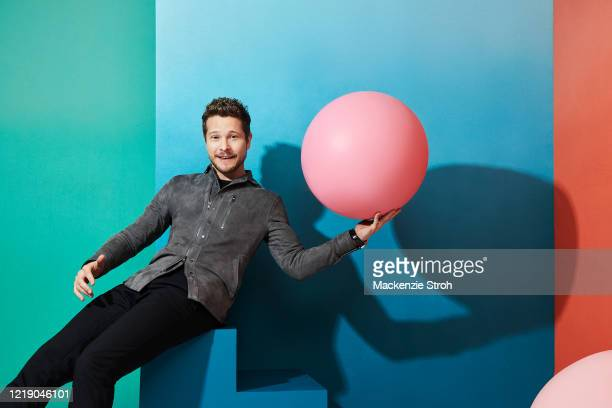 Actor Matt Czuchry is photographed for Entertainment Weekly Magazine on February 27, 2020 at Savannah College of Art and Design in Savannah, Georgia....