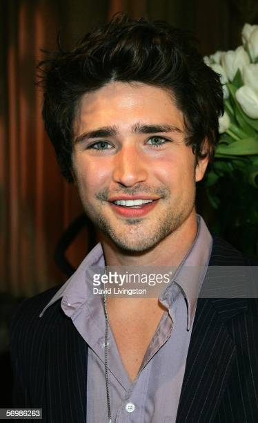 Actor Matt Dallas arrives to the Tinseltown To Gotham PreOscar Event at the Regent Beverly Wilshire on March 2 2006 in Beverly Hills California
