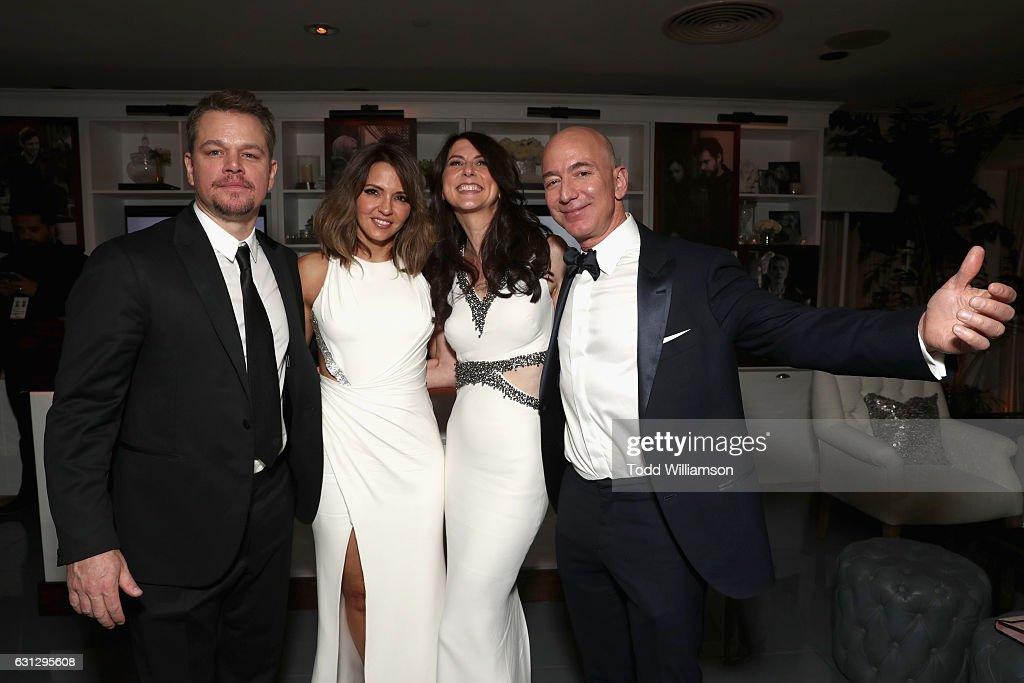 Amazon Studios Golden Globes Celebration : News Photo