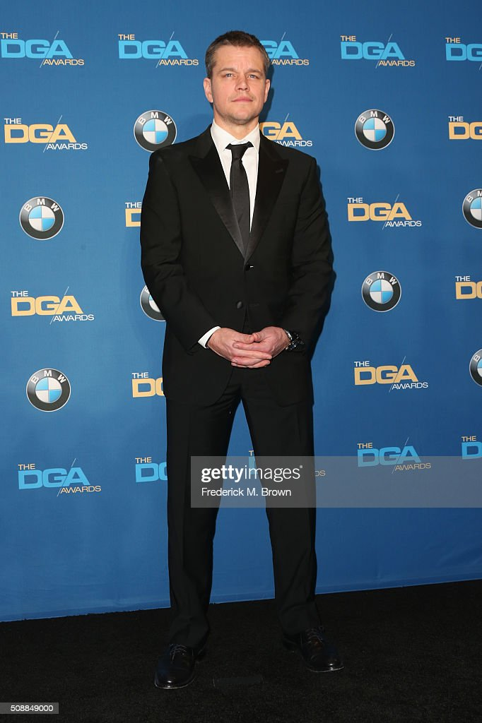 68th Annual Directors Guild Of America Awards - Press Room