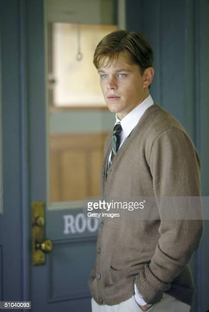Actor Matt Damon Stars As Rannulph Junuh In The Film The Legend Of Bagger Vance 2000