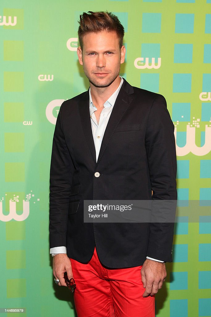 Actor Matt Davis attends The CW Network's New York 2012 Upfront at New York City Center on May 17, 2012 in New York City.