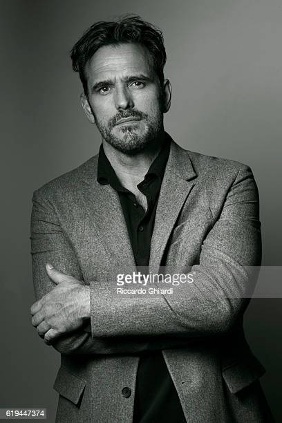 Actor Matt Dillon is photographed for Self Assignment on October 15 2016 in Rome Italy