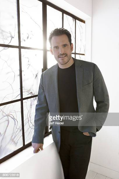 Actor Matt Dillon is photographed for TV Guide Magazine on January 17 2015 in Pasadena California