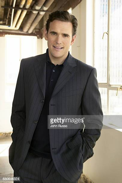 Actor Matt Dillon is photographed on March 23 2005