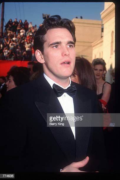 Actor Matt Dillon stands at the sixtyseventh Academy Awards March 27 1995 in Los Angeles CA After nearly threequarters of a century of recognizing...