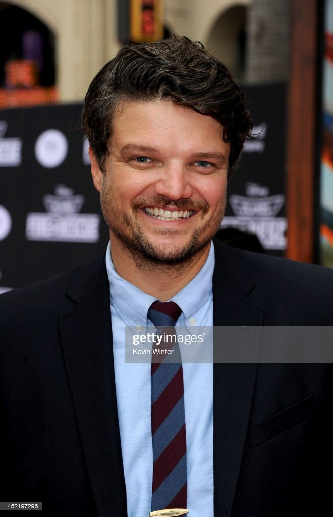 Actor Matt Jones attends the premiere of Disney's 'Planes: Fire & Rescue' at the El Capitan Theatre on July 15, 2014 in Hollywood, California.