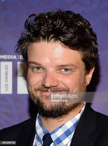 Actor Matt Jones attends the Variety and Women in Film Emmy Nominee Celebration powered by Samsung Galaxy on August 23 2014 in West Hollywood...