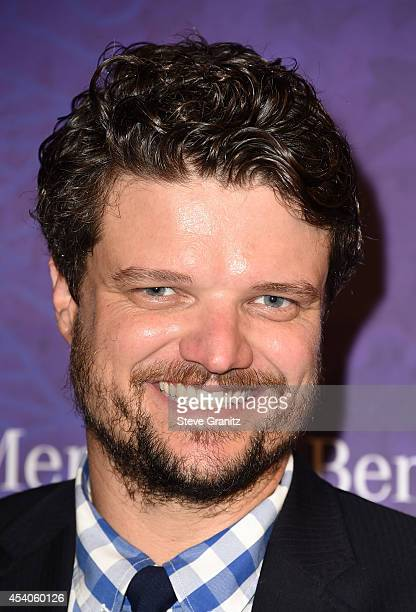 Actor Matt Jones attends Variety and Women in Film Annual PreEmmy Celebration at Gracias Madre on August 23 2014 in West Hollywood California