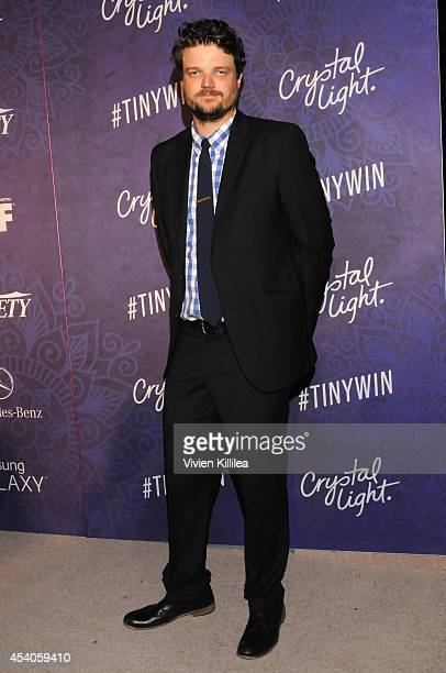 Actor Matt Jones attends Variety and Women in Film Emmy Nominee Celebration powered by Samsung Galaxy on August 23 2014 in West Hollywood California