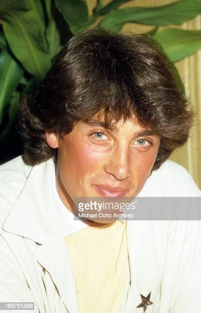 Actor Matt Lattanzi poses for a portrait in circa 1984.