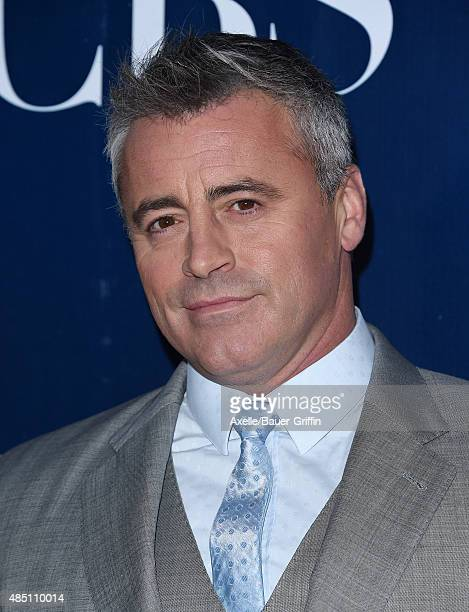 Actor Matt LeBlanc arrives at CBS, CW And Showtime 2015 Summer TCA Party at Pacific Design Center on August 10, 2015 in West Hollywood, California.
