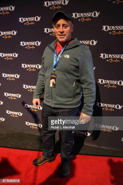 Actor Matt LeBlanc attends Cavalia Odysseo Celebrity Premiere on November 11 2017 in Camarillo California
