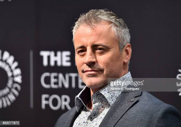 Actor Matt LeBlanc attends the 2017 PaleyLive LA Summer Season Premiere Screening And Conversation For Showtime's Episodes at The Paley Center for...