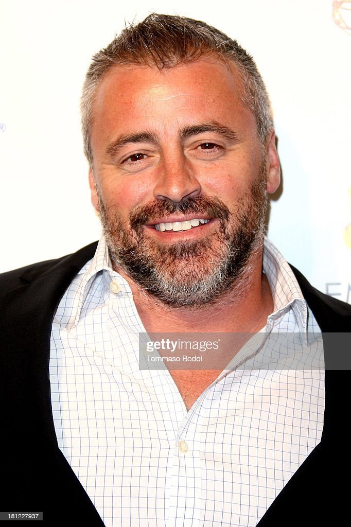 Actor Matt LeBlanc attends the 65th Emmy Awards Writers Nominee reception held at the Leonard H. Goldenson Theatre on September 19, 2013 in North Hollywood, California.