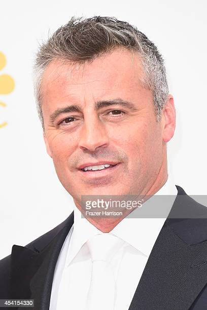 Actor Matt LeBlanc attends the 66th Annual Primetime Emmy Awards held at Nokia Theatre LA Live on August 25 2014 in Los Angeles California