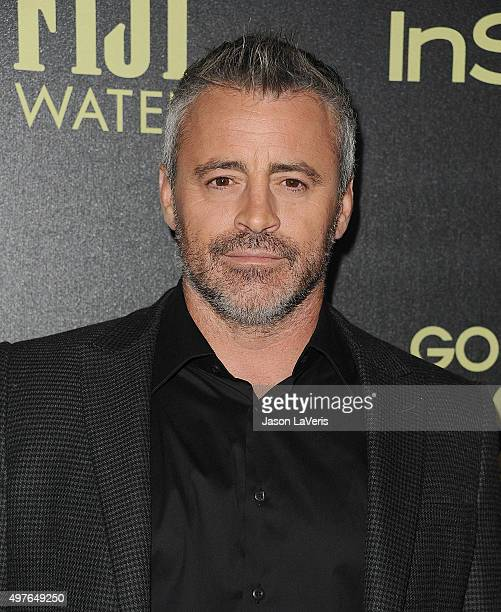 Actor Matt LeBlanc attends the Hollywood Foreign Press Association and InStyle's celebration of the 2016 Golden Globe award season at Ysabel on...