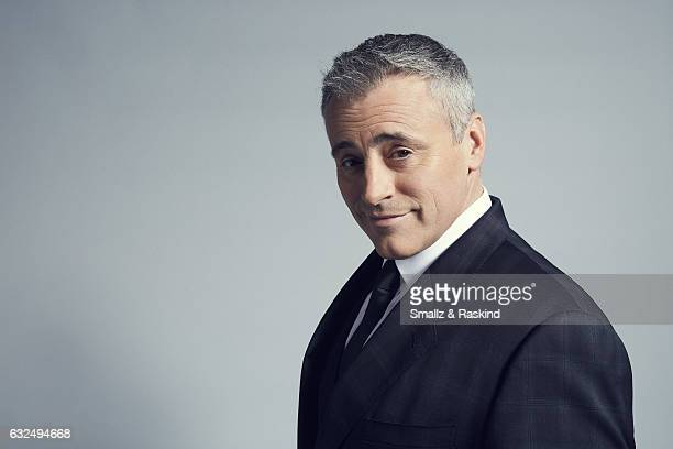 Actor Matt LeBlanc poses for a portrait at the 2017 People's Choice Awards at the Microsoft Theater on January 18 2017 in Los Angeles California