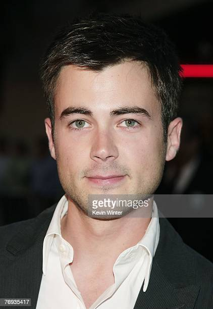 Actor Matt Long arrives at the premiere of Universal Pictures and Morgan Creek Production's Sydney White at the Mann Bruin Theatre on September 20...