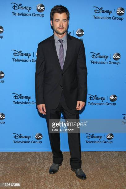 Actor Matt Long attends the Disney ABC Television Group's 2013 Summer TCA Tour at The Beverly Hilton Hotel on August 4 2013 in Beverly Hills...
