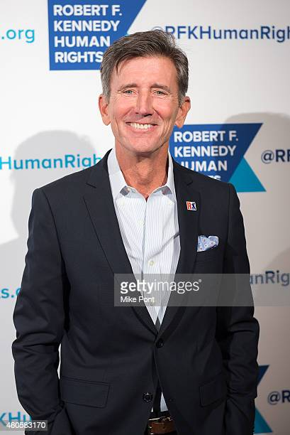 Actor Matt McCoy attends the 2014 Robert F Kennedy Ripple Of Hope Awards at the New York Hilton on December 16 2014 in New York City