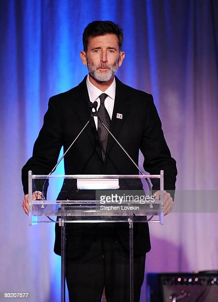 Actor Matt McCoy attends the RFK Center Ripple of Hope Awards dinner at Pier Sixty at Chelsea Piers on November 18 2009 in New York City