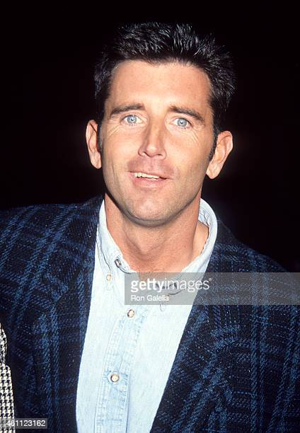 Actor Matt McCoy attends the Used People Beverly Hills Premiere on December 14 1992 at the Samuel Goldwyn Theatre in Beverly Hills California