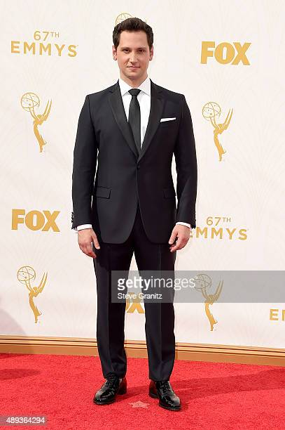 Actor Matt McGorry attends the 67th Annual Primetime Emmy Awards at Microsoft Theater on September 20 2015 in Los Angeles California