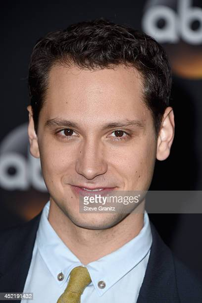 Actor Matt McGorry attends the Disney/ABC Television Group 2014 Television Critics Association Summer Press Tour at The Beverly Hilton Hotel on July...