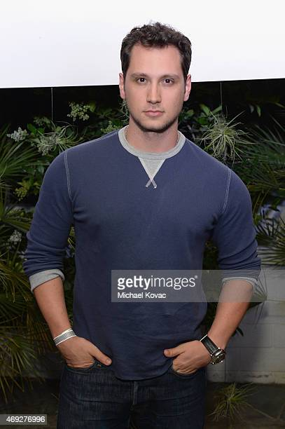 Actor Matt McGorry attends the Official HM Loves Coachella Party at the Parker Palm Springs on April 10 2015 in Palm Springs California