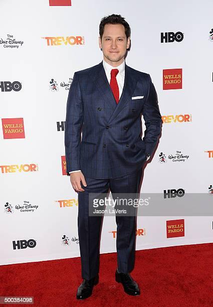 Actor Matt McGorry attends TrevorLIVE LA 2015 at Hollywood Palladium on December 6 2015 in Los Angeles California