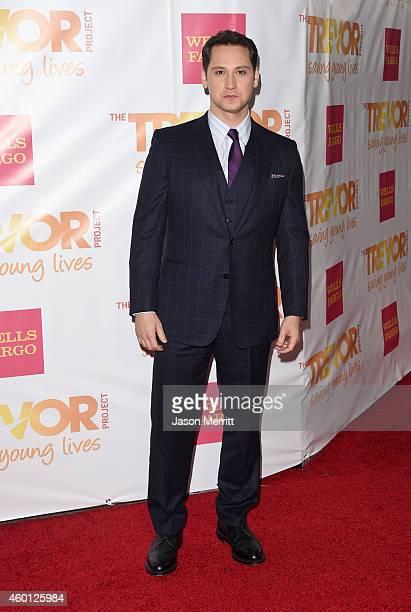Actor Matt McGorry attends TrevorLIVE LA Honoring Robert Greenblatt Yahoo and Skylar Kergil for The Trevor Project at Hollywood Palladium on December...