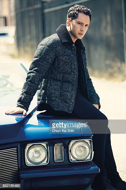 Actor Matt McGorry is photographed for GQ Taiwan on August 22 2015 in Los Angeles California PUBLISHED IMAGE