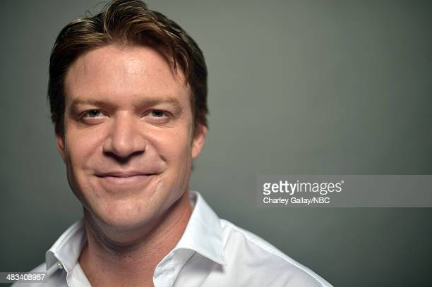 Actor Matt Passmore poses for a portrait during the 2014 NBCUniversal Summer Press Day at The Langham Huntington on April 8, 2014 in Pasadena,...