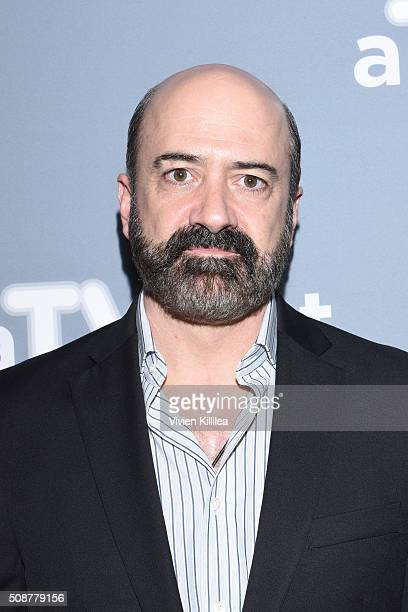 Actor Matt Servitto attends the Banshee event during aTVfest 2016 presented by SCAD on February 6 2016 in Atlanta Georgia