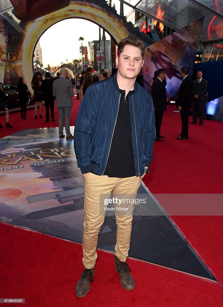 "Premiere Of Disney And Marvel Studios' ""Doctor Strange"" - Red Carpet"
