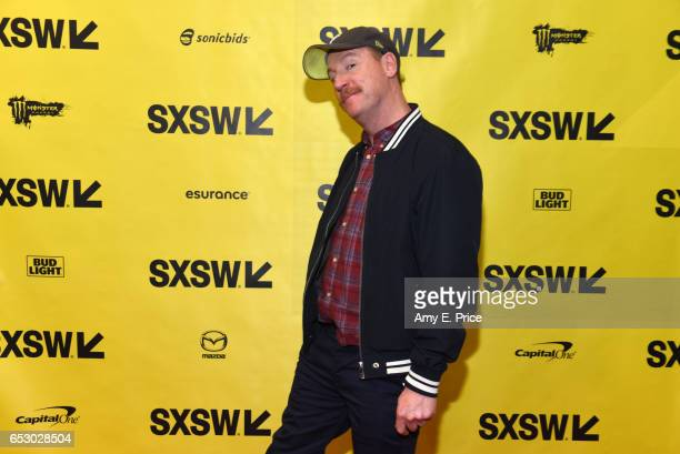 Actor Matt Walsh attends 'Featured Session 'VEEP' Cast' during 2017 SXSW Conference and Festivals at Austin Convention Center on March 13 2017 in...